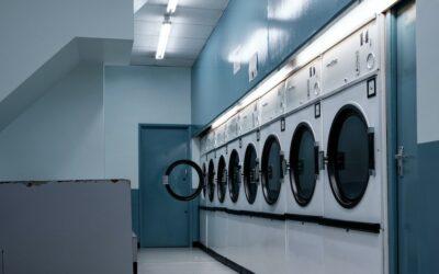 Mijn wasmachine wordt niet meer schoon